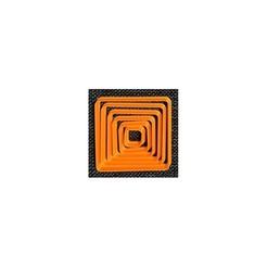 Télécharger fichier 3D FORMES X 7 - RECTANGLES ARRONDIS, 3dcookiecutterscom
