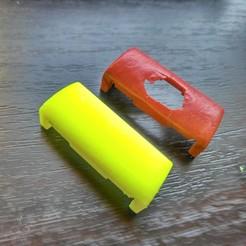 Télécharger fichier 3D Bouton de ceinture de sécurité, walton99