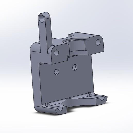 Télécharger plan imprimante 3D gatuit E3dv + Ventilateur 40mm ENDER, Carlos_Marr