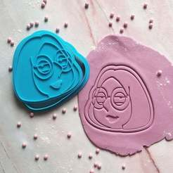 Télécharger objet 3D Coupe-biscuits Meg Griffin, roxengames