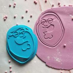 Télécharger fichier impression 3D Peter Griffin Coupeur de biscuits, roxengames