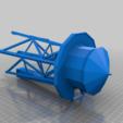 Télécharger fichier OBJ gratuit Château d'eau • Design pour imprimante 3D, 3DRune