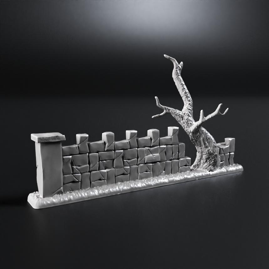 A.jpg Download free OBJ file Protective fence • 3D printer design, 3DRune