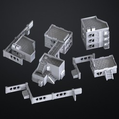 2020 03.jpg Télécharger fichier OBJ Terrain à l'infini • Plan pour impression 3D, 3DRune