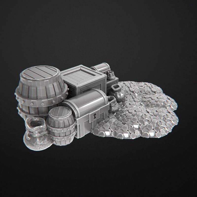 Tesours.jpg Télécharger fichier OBJ gratuit testicules • Design pour imprimante 3D, 3DRune