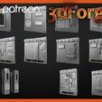 Télécharger STL gratuit OpenLock Cyberpunk, 3DRune