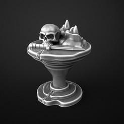 2019_06_S_1.jpg Télécharger fichier OBJ gratuit autel des sacrifices • Modèle à imprimer en 3D, 3DRune