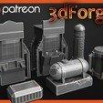 Download free 3D print files arcade machine Cyberpunk, 3DRune