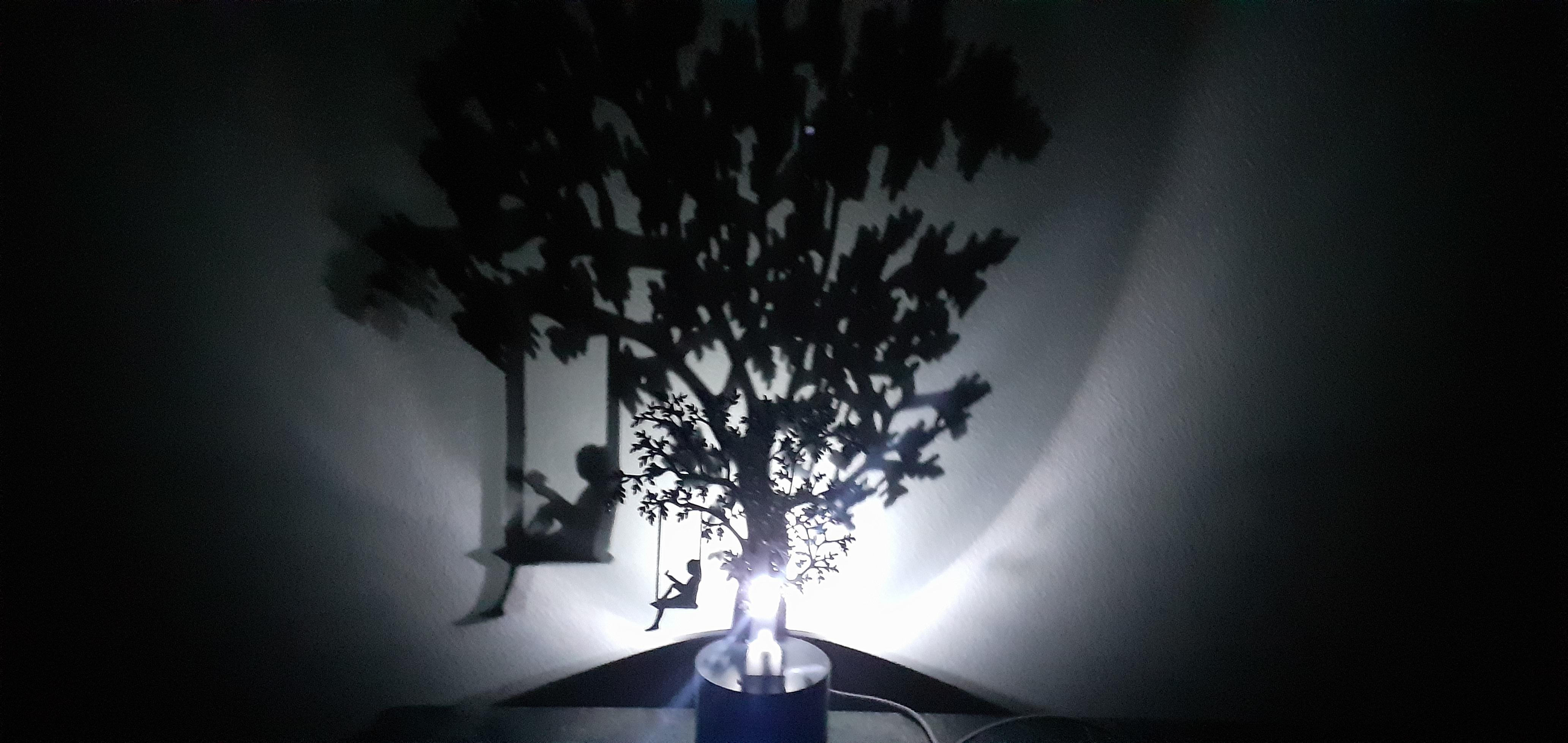 20200206_184323.jpg Download STL file Shadow Lamp • 3D print model, MAyobe