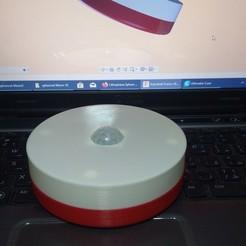 Download free STL file PIR Motion LED ( without Arduino ), MAyobe