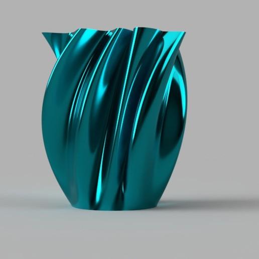 Download free STL file Vase 2 • 3D printer model, MAyobe