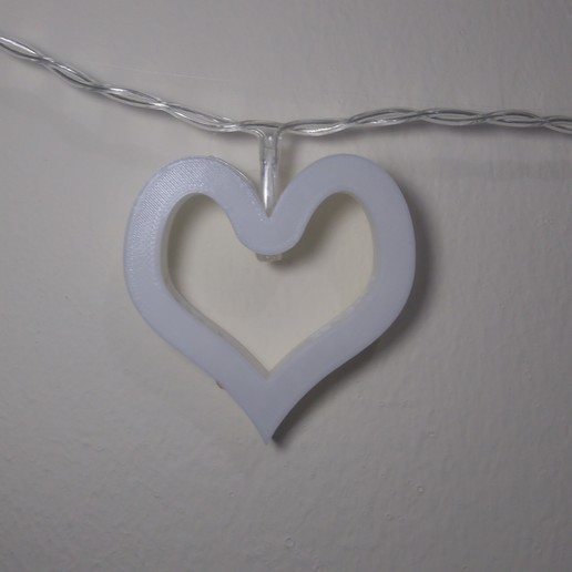 IMG_20200116_080151.jpg Download free STL file Small Heart for led strip • 3D printer template, MAyobe