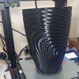 Télécharger fichier STL gratuit Vase torsadé gMax pour vase à ondulation torsadée • Plan pour impression 3D, MAyobe