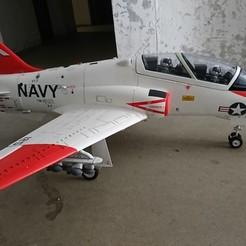 3D print model Freewing T-45 Goshawk, RuckyPlex