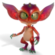 Download free 3D model My gremlin, alexfaiad