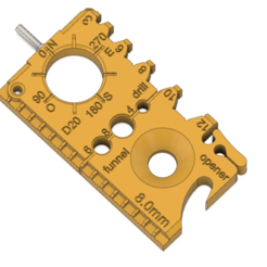 MultiToolISO.png Download free STL file Multi Tool • Design to 3D print, lucadilorenzo98