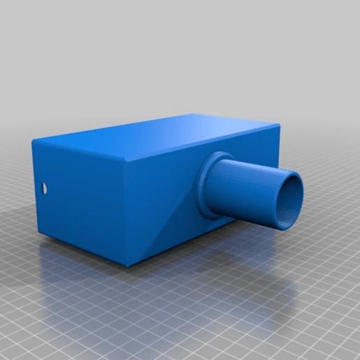 Download free 3D printing models Skimmer Pool, lucadilorenzo98