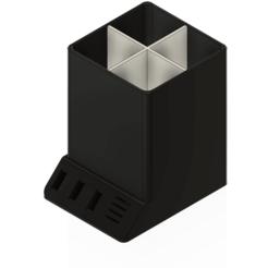 Descargar modelo 3D gratis Organizador de escritorio, lucadilorenzo98