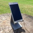 IMG_3743.JPG Download STL file Stand for smartphone  • 3D printable object, AdamZ