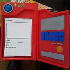 openCropped.jpg Télécharger fichier STL gratuit Pokedex avec des pages blanches • Plan à imprimer en 3D, zanzas_toys