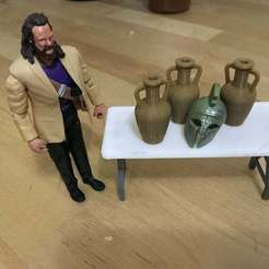 IMG_0249.jpg Download free STL file Ancient Vase (1:18 scale) • Template to 3D print, zanzas_toys