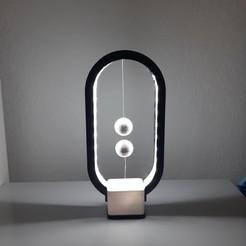 20200516_161939.jpg Télécharger fichier STL Lampe magnétique • Design imprimable en 3D, MVD3D