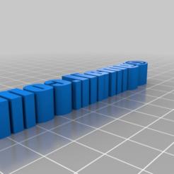 43d6635f1444e95f3f50cd7835139de2.png Télécharger fichier STL gratuit gmail schriftzug • Modèle à imprimer en 3D, 3ddrucktom