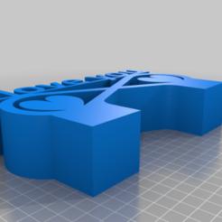 love1.png Télécharger fichier STL gratuit Je t'aime Teelicht • Plan pour impression 3D, 3ddrucktom