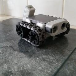 Imprimir en 3D gratis Cubierta SMARS / Deckel, 3ddrucktom