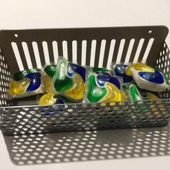 Télécharger objet 3D gratuit Porte-dosettes pour lave-vaisselle, adico