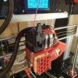 Download 3D printer model I-Bot MK2 Extruder, intector