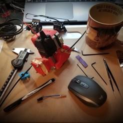 Modelos 3D Extrusora I-Bot, intector