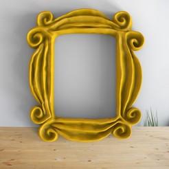 peephole.2.jpg Download STL file PeepHole Frame • Design to 3D print, JBertotto