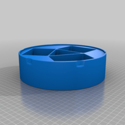 Download free STL file Anomia Box Card Holder • Template to 3D print, matthewdwulff