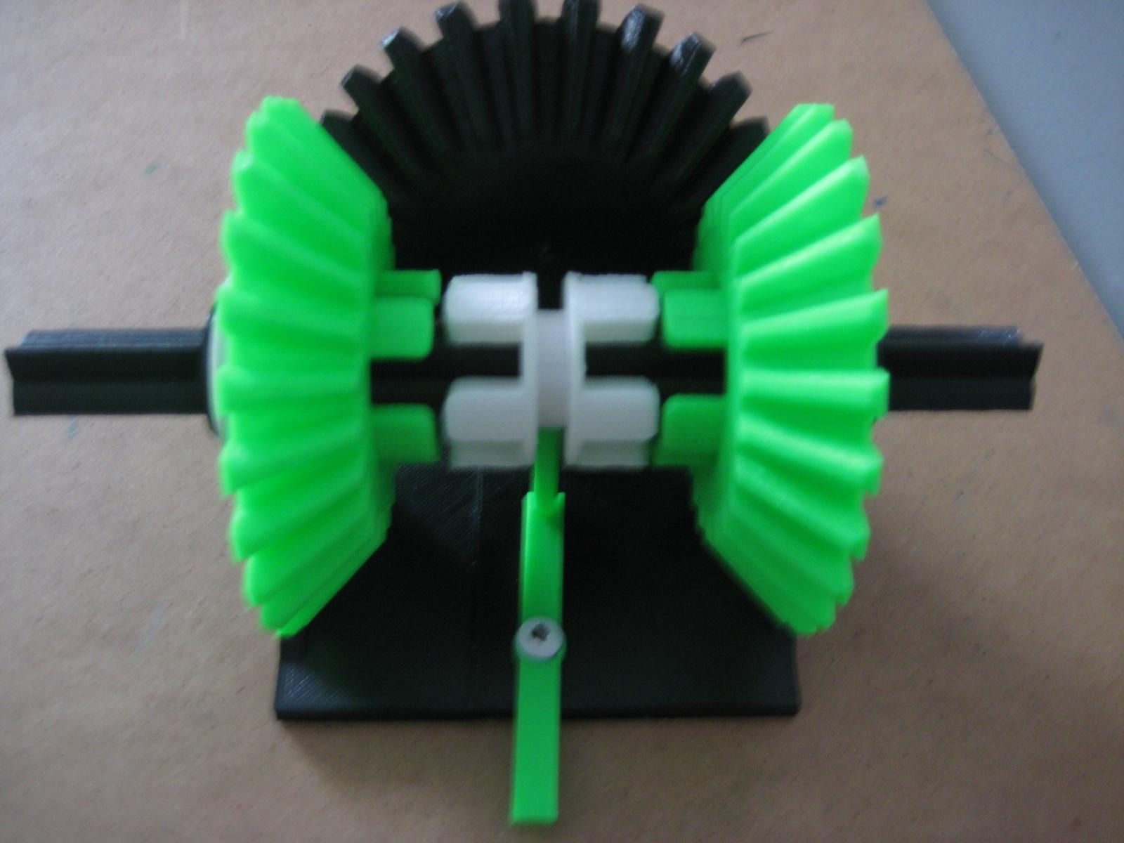 IMG_1250.JPG Télécharger fichier STL gratuit Transmission à engrenages coniques • Modèle à imprimer en 3D, matthewdwulff