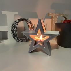 Descargar diseños 3D STAR CANDLE 2, kimisoftapps