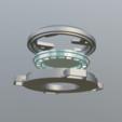 GPS4.png Télécharger fichier STL Un GPS spatio-temporel pleinement opérationnel • Plan imprimable en 3D, Angel3D