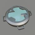 GPS1.png Télécharger fichier STL Un GPS spatio-temporel pleinement opérationnel • Plan imprimable en 3D, Angel3D