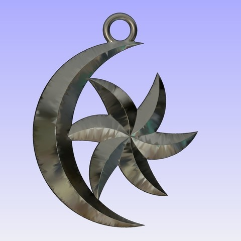Download free 3D printer designs Azura's star, shuranikishin