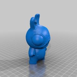 thing.png Download free STL file cute monster • 3D printer model, shuranikishin
