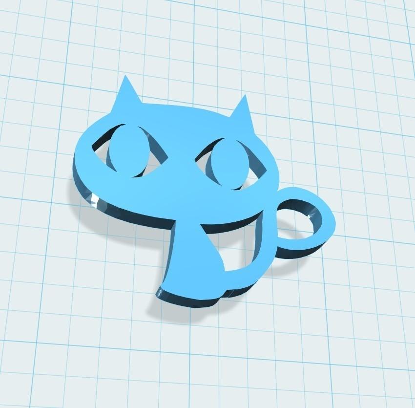 344a962884e40395c8593d2b2fa1336c_display_large.jpg Télécharger fichier STL gratuit porte-clés chat • Design pour imprimante 3D, shuranikishin