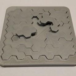 Download free 3D print files Puzzle, shuranikishin