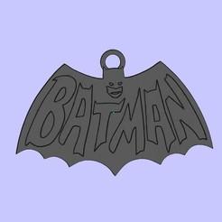 Télécharger fichier STL gratuit Porte-clés Batman, shuranikishin