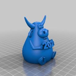 c4-2_w.png Télécharger fichier STL gratuit Symbole du nouvel an 4 • Modèle pour impression 3D, shuranikishin