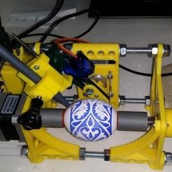 Free 3D model EggBot, shuranikishin