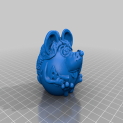 MG.png Download free STL file mouse girl • 3D print object, shuranikishin