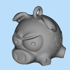 630a50a7446dc179f76597942a1c5541_display_large.jpg Download free STL file Subaru pig 2019 • Template to 3D print, shuranikishin