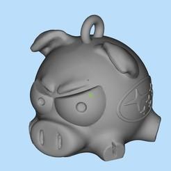 Télécharger fichier 3D gratuit Porc Subaru 2019, shuranikishin