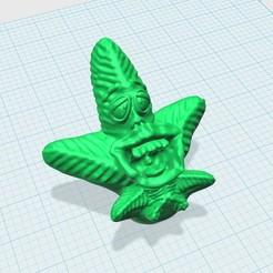 Descargar diseños 3D gratis marihuana, amigo, shuranikishin