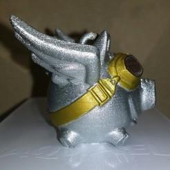Télécharger modèle 3D gratuit Cochon Avia, shuranikishin